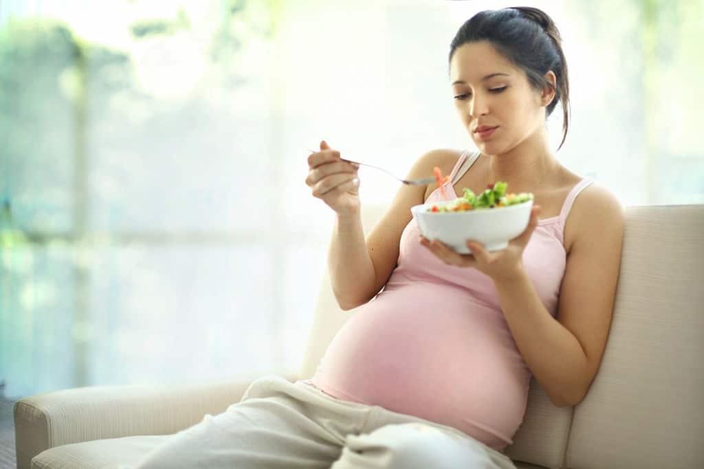 Hamilelikte Vücut Değişimi