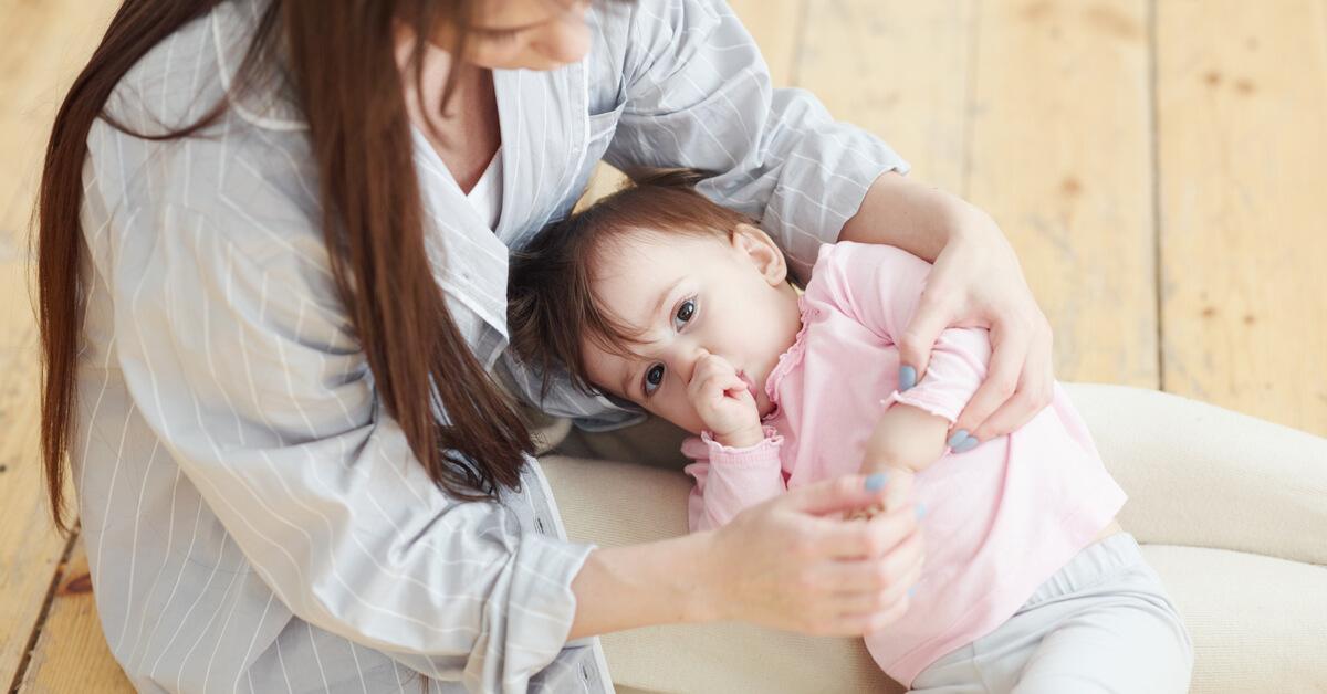 Bebeklerde Kucak Alışkanlığı