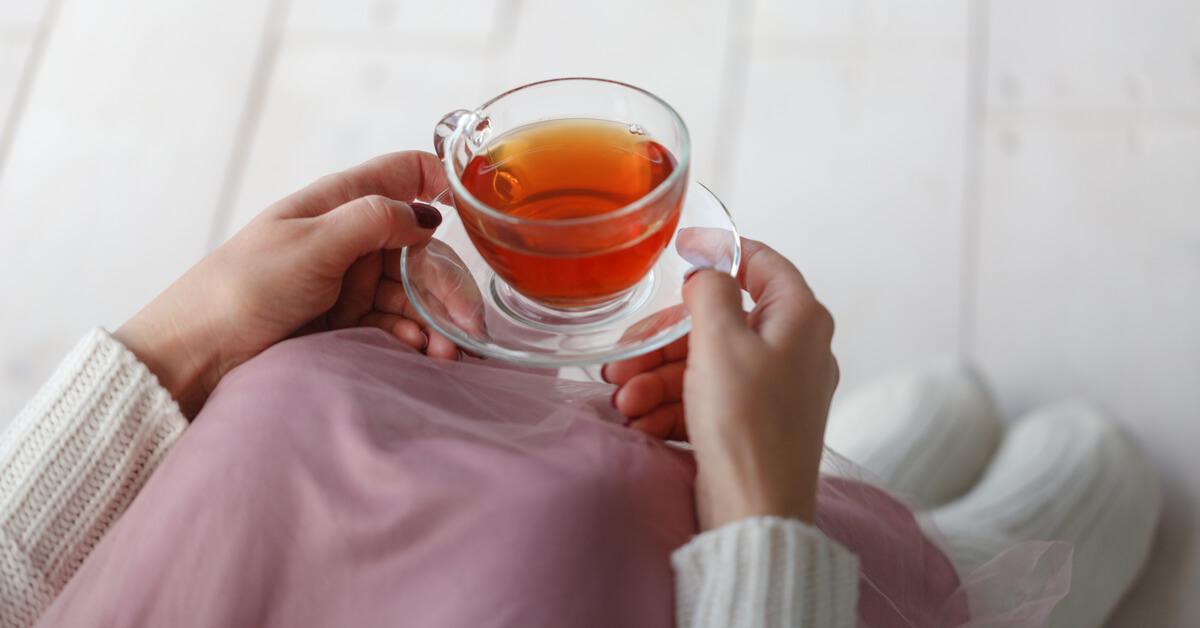 Hamilelikte Bitki Çayları