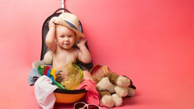 Photo of Bebeğinizin Bavulunda Olması Gereken 9 Eşya