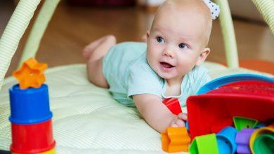 Photo of 6-9 Aylık Bebek Oyunları ve Oyuncak Önerileri